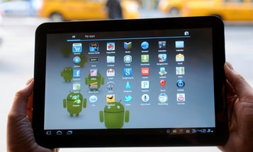Motorola Xoom Review: The First Real Android Tablet