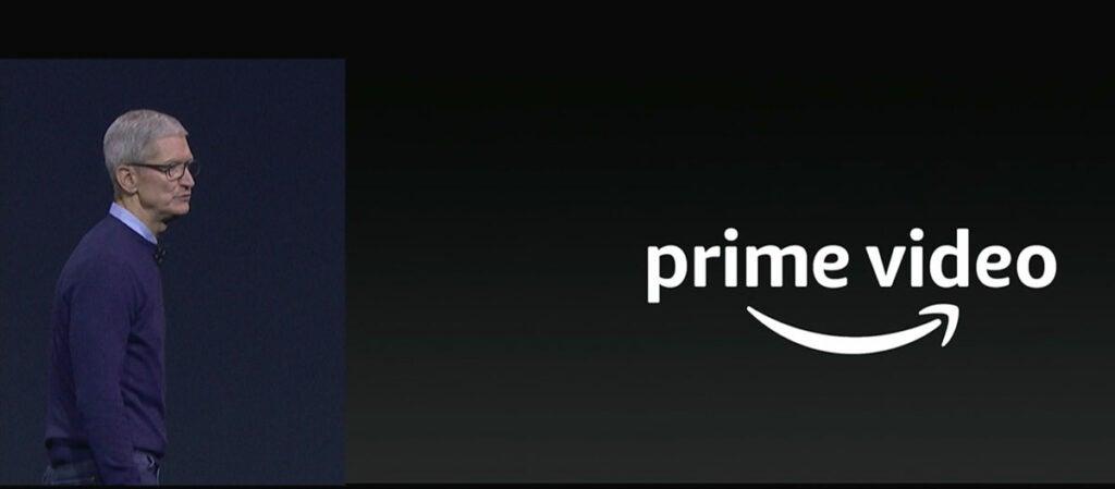 Amazon coming to Apple TV