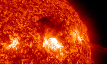 Video: Three Solar Flares Spark Power Grid Concerns and Ignite Auroras in the Upper United States