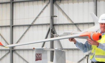 Civilian Drones to Search for Downed Power Lines During Blackouts