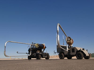 Company Last Seen Making Lightning Guns Is Now Attaching Lasers To Planes