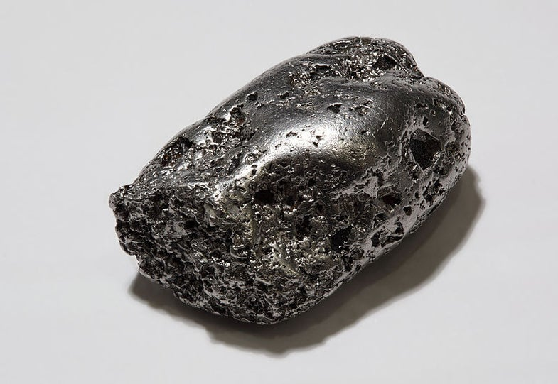 In Alchemy-Like Process, Researchers Make Iron Behave Like Platinum