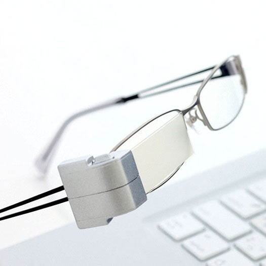 Wink Glasses Remind Computer Users to Blink