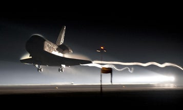 Space Shuttle Atlantis Touches Down, Ending an Era of American Manned Spaceflight