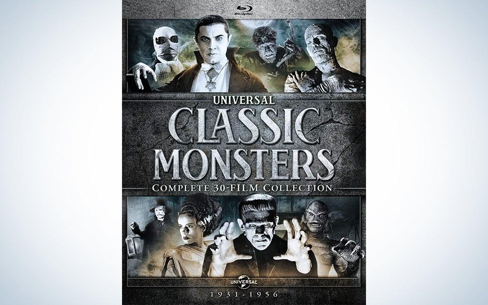 Universal Studios classic horror film box set