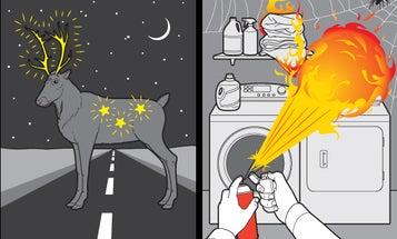 Good Idea/Bad Idea: Use Spray Paint To…