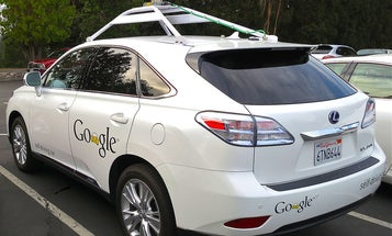 For The First Time, Google Driverless Car At Fault In Crash
