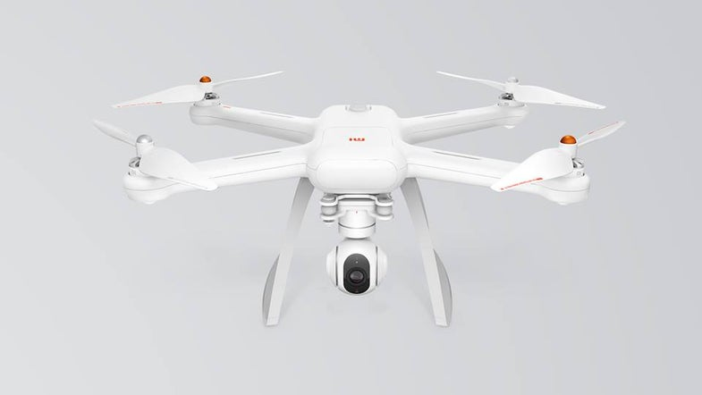 Xiaomi Introduces New, Affordable Quadcopter