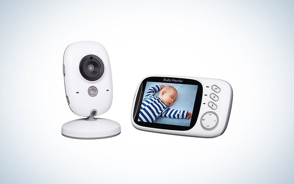 Honrane baby monitor and camera