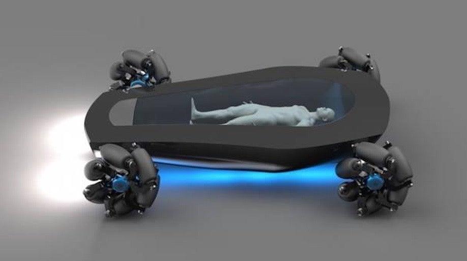 Concept: An Autonomous Electric Hearse