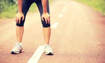 Why do marathon runners get the runs?
