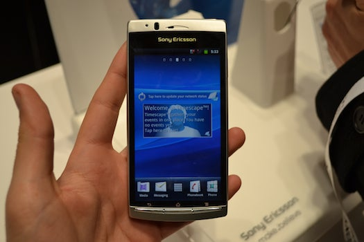 Sony at CES: Everything But the Smartphone Is Now 3-D