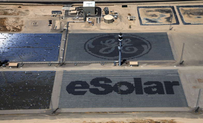 First Hybrid Power Plant Will Combine Solar, Wind and Natural Gas