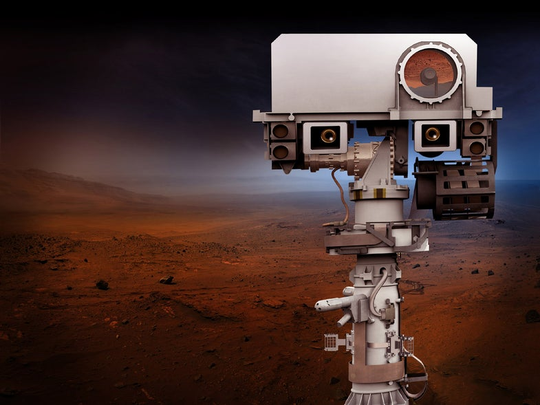 Get Your Playlist Ready: The Next Mars Rover Will Capture Sounds
