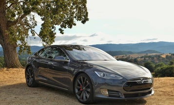 Tesla Pushes The Limits Of The Model S With 'Ludicrous Mode'