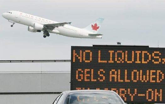 New Explosives Test Could End Liquid Carry-On Ban
