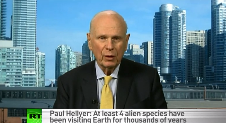 Canada's Ex-Defense Minister Says Aliens Would Give Earth Tech If We Were Less Warlike
