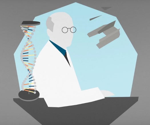 Watch This Absolutely Beautiful Animated Explanation Of DNA