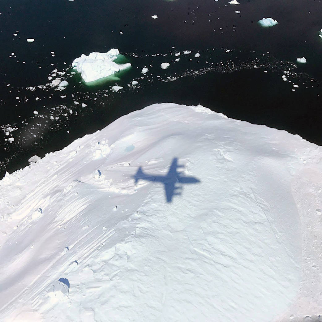 19 of the coolest images from NASA's Operation IceBridge