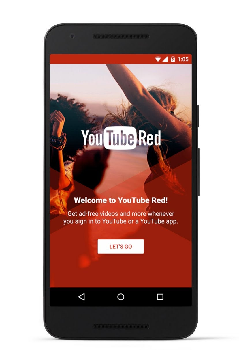 YouTube Red Wants You To Pay A Subscription For Ad-Free, Downloadable Video