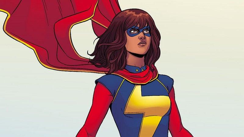 Ms. Marvel.