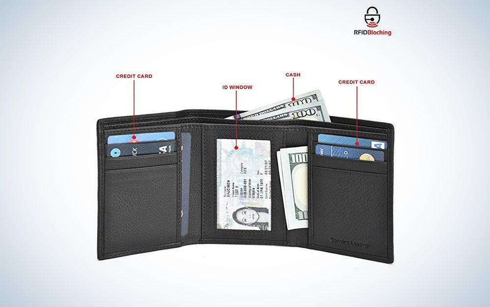 Estalon RFID wallet