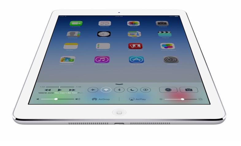 Apple Unveils New iPads