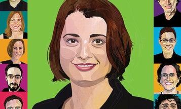 The Brilliant Ten: Roxana Geambasu Exposes How Companies Use Your Data