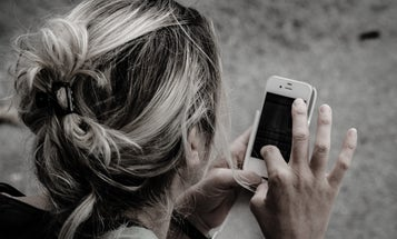 One day the gunk on your phone might help put you in jail