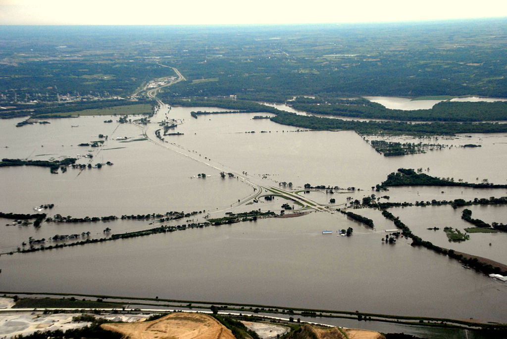 Satellites Could Predict Floods Months Ahead Of Time