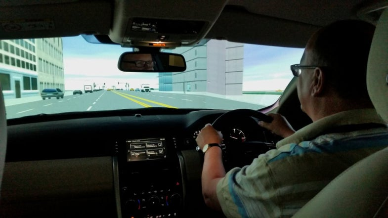 People are bad at taking over from autonomous cars