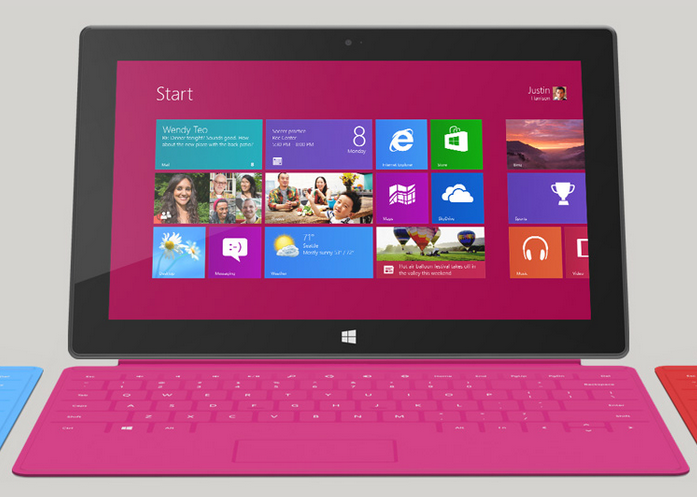 5 Things You Need To Know About The Microsoft Surface