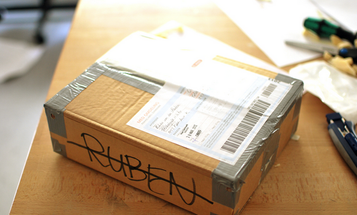 A Box With A Hidden Video Camera Documents Its Own Journey Through The Mail