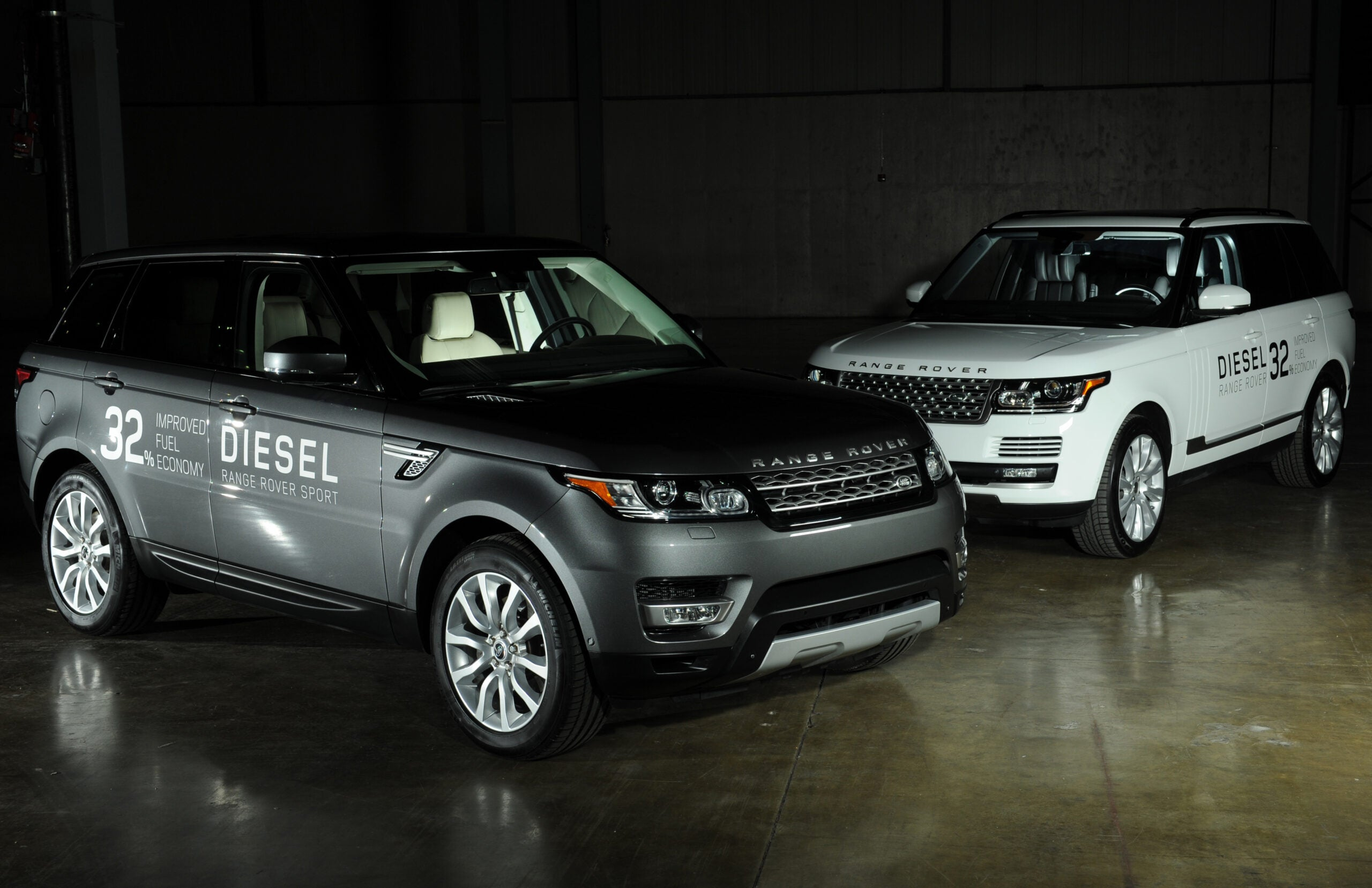 2015 Detroit Auto Show: Land Rover Will Bring Two Diesel SUVs To The U.S.