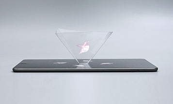 How To Make A Smartphone-Powered Hologram [Video]