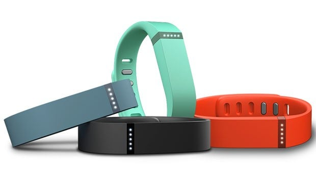 CES 2013: Fitbit's New Flex Wristband Never Leaves Your Person