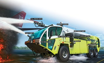 How It Works: Airport Fire Truck
