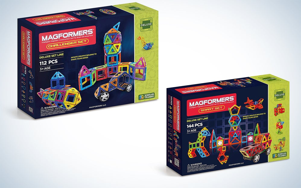 Magformers building sets