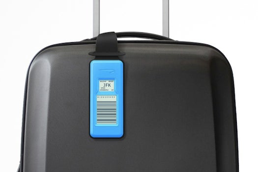 British Airways To Test Electronic Bag Tags