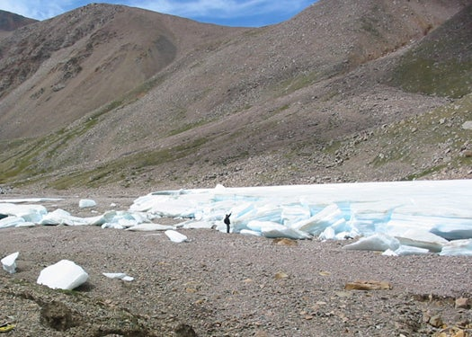 Mongolia Will Build Enormous Block of Ice to Beat Summer Heat