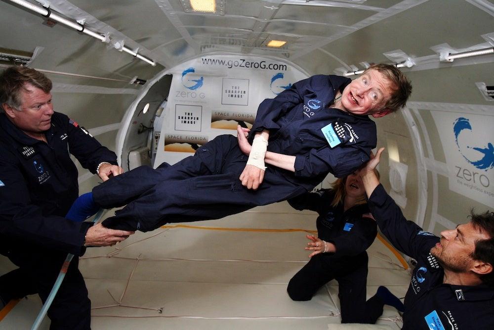 Stephen Hawking On The Future Of CERN