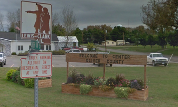 The center of North America is a town called Center, and it's totally a coincidence. Really.
