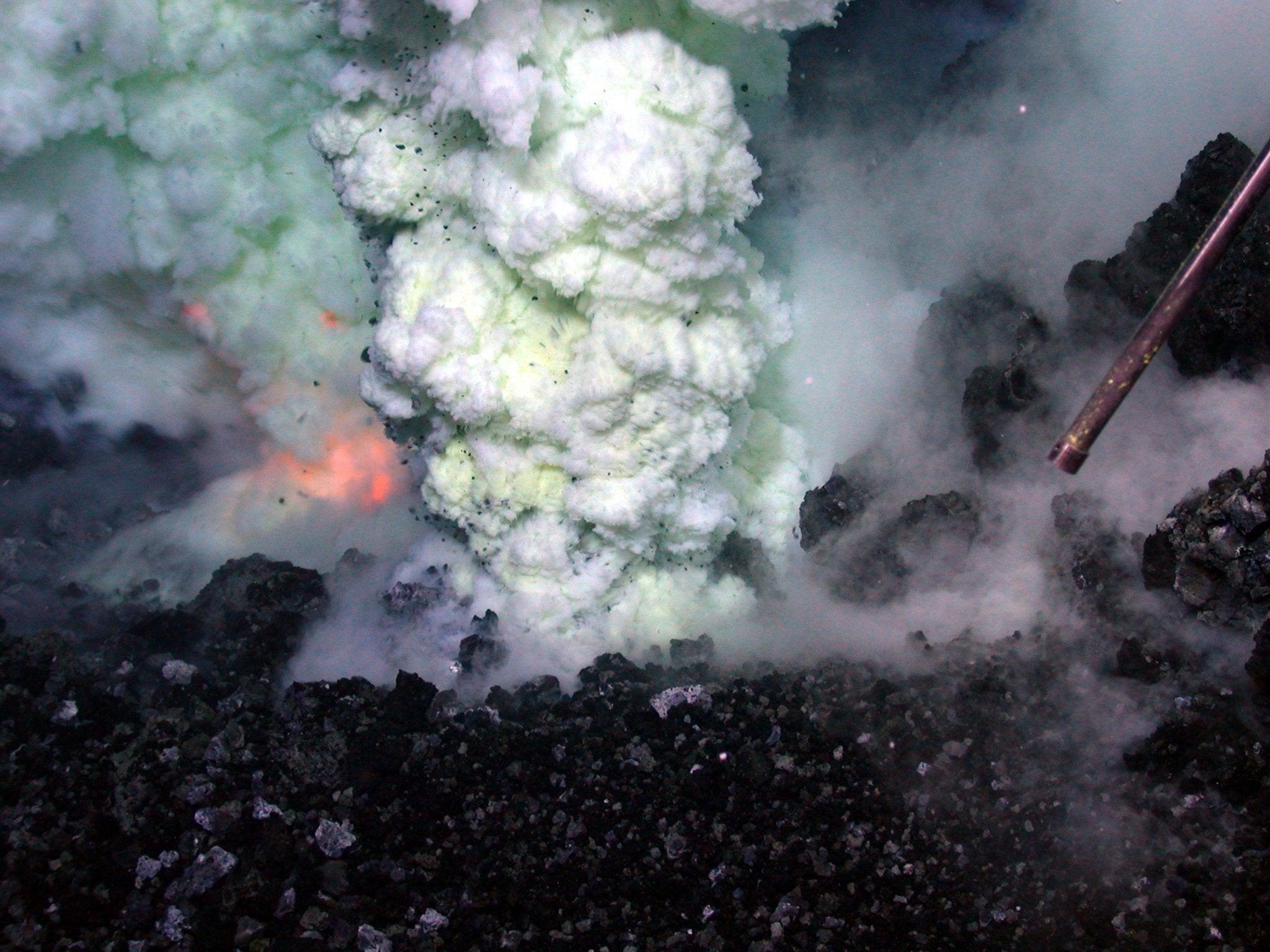 Underwater Plume