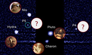 You Can Help Name Pluto's Adorably Teeny Moons