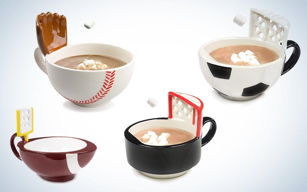 MAX'IS Creations coffee mugs