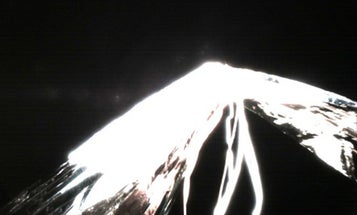 Japan's IKAROS Successfully Rolls Out First Solar Sail in Space, Prepares For Interplanetary Cruise