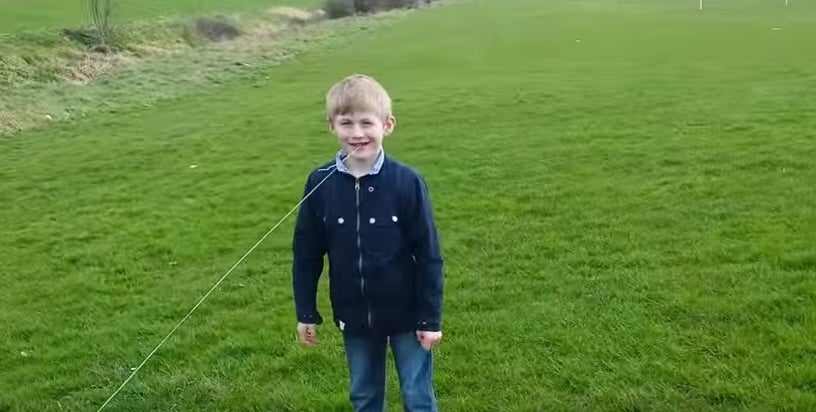 Dad Pulls Out Kid's Loose Tooth With Drone