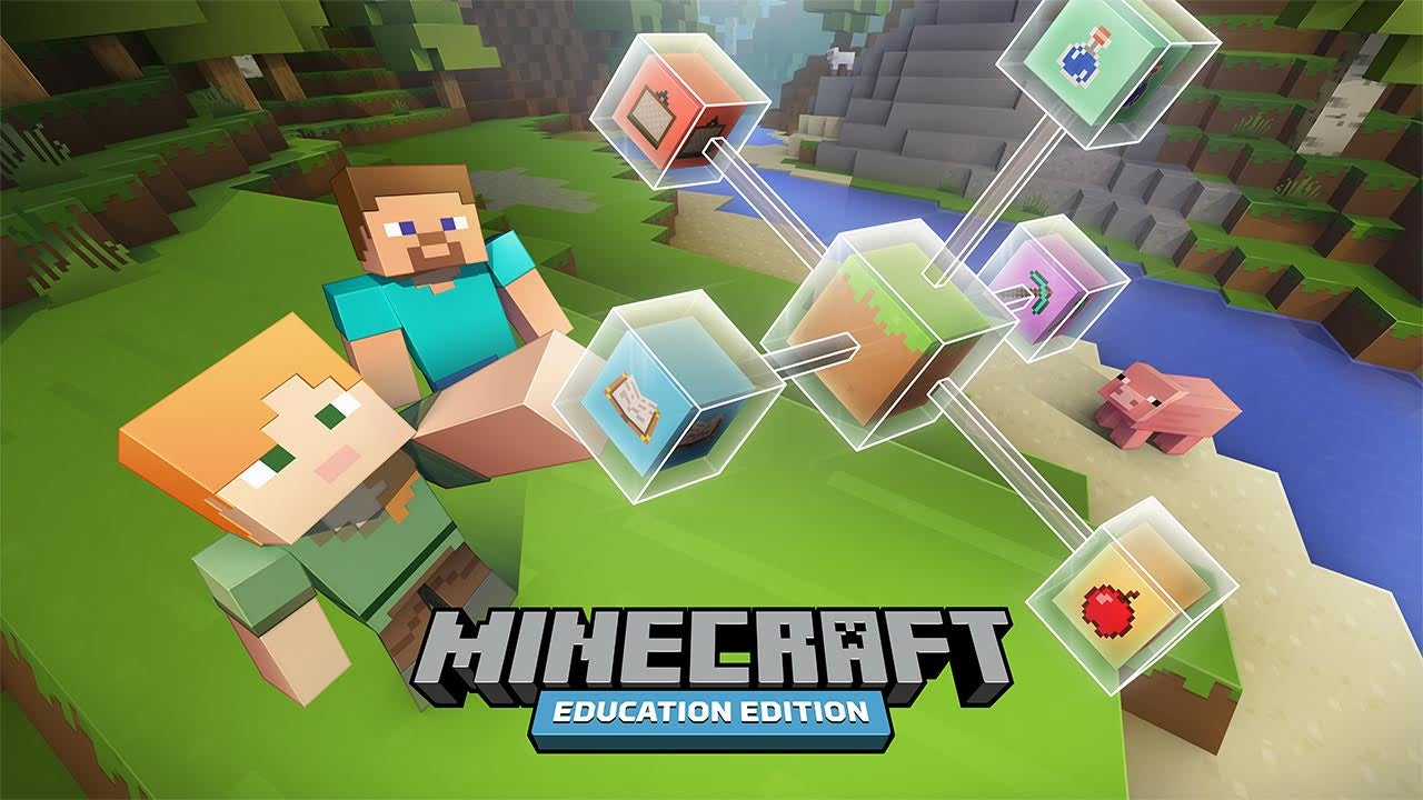 Minecraft Education Edition Is Now Available