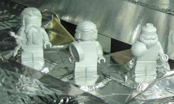 LEGO Figurines On Juno Are Latest In A Long Line Of Bricks In Space
