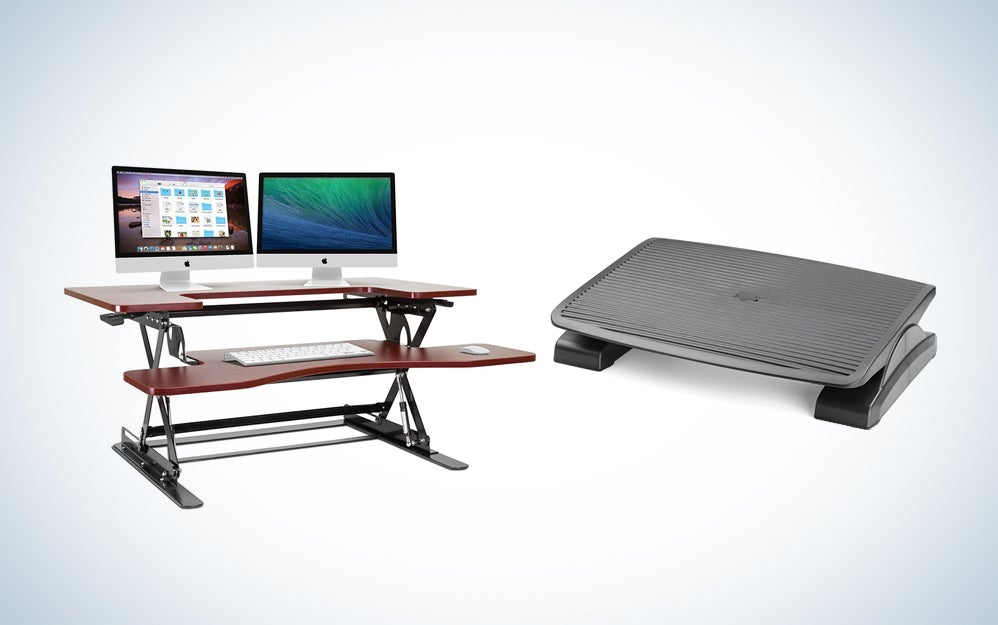 20 percent off standing desks and other good deals happening today